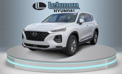 2020 Hyundai Santa Fe for sale at DORAL HYUNDAI in Doral FL