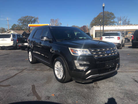 2016 Ford Explorer for sale at Auto Group South - Idom Auto Sales in Monroe LA