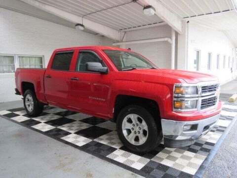 2014 Chevrolet Silverado 1500 for sale at McLaughlin Ford in Sumter SC