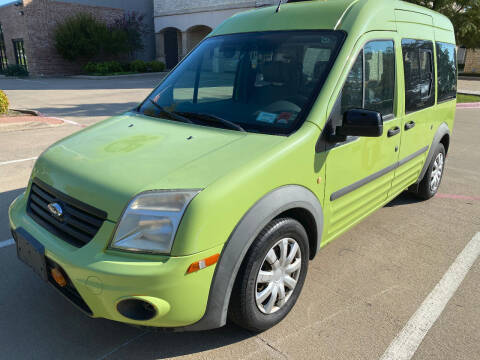 2012 Ford Transit Connect for sale at Ted's Auto Corporation in Richardson TX