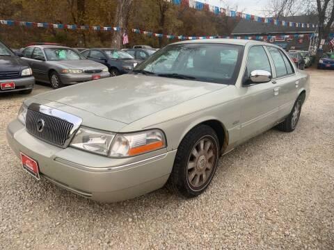 2003 Mercury Grand Marquis for sale at Korz Auto Farm in Kansas City KS