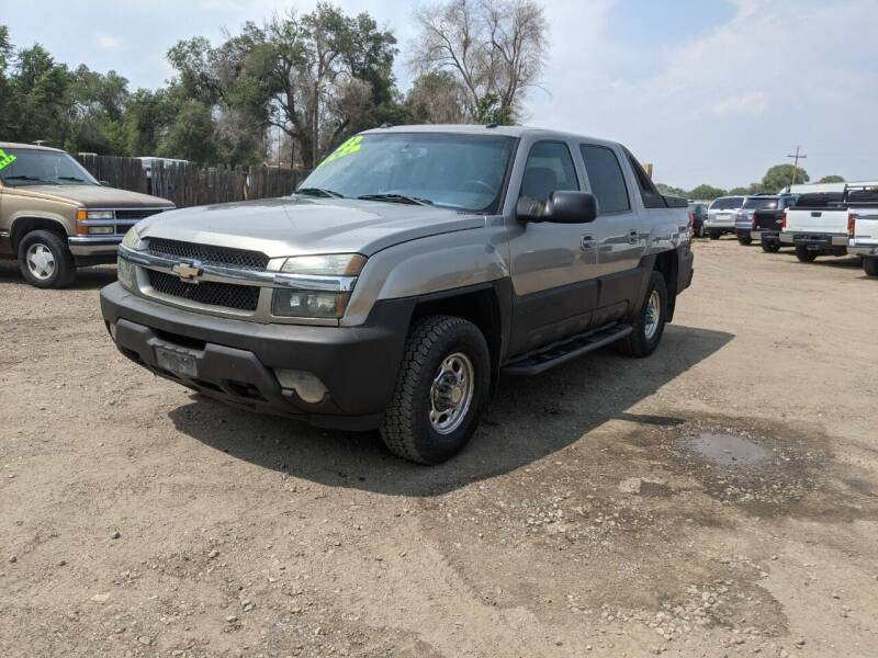 2003 Chevrolet Avalanche for sale at HORSEPOWER AUTO BROKERS in Fort Collins CO
