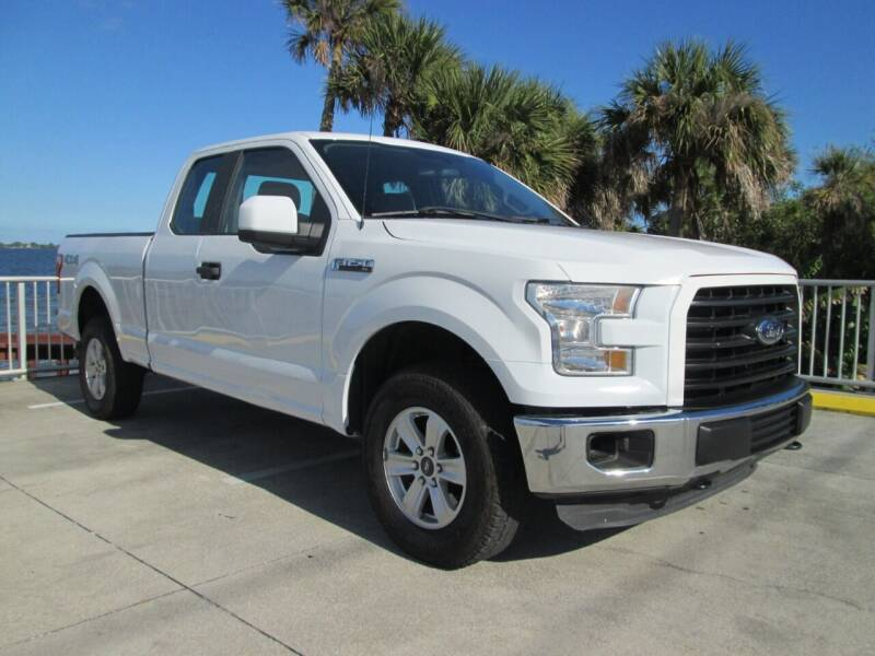 2016 Ford F-150 for sale at Best Deal Auto Sales in Melbourne FL