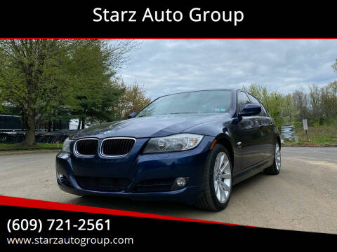 2011 BMW 3 Series for sale at Starz Auto Group in Delran NJ