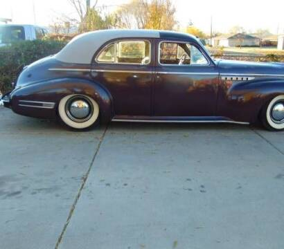 1941 Buick Roadmaster for sale at Classic Car Deals in Cadillac MI