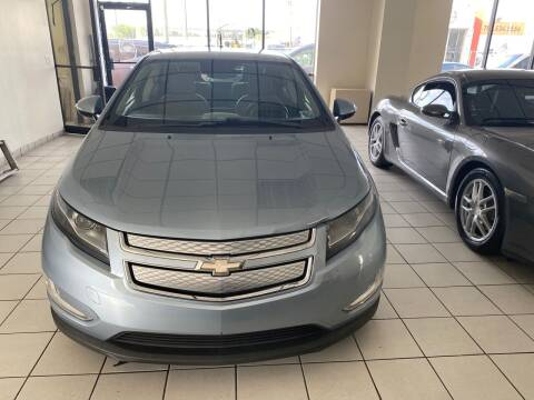 2013 Chevrolet Volt for sale at MANA AUTO SALES in Miami FL