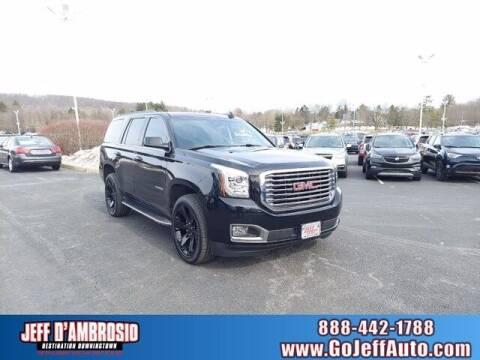 2016 GMC Yukon for sale at Jeff D'Ambrosio Auto Group in Downingtown PA