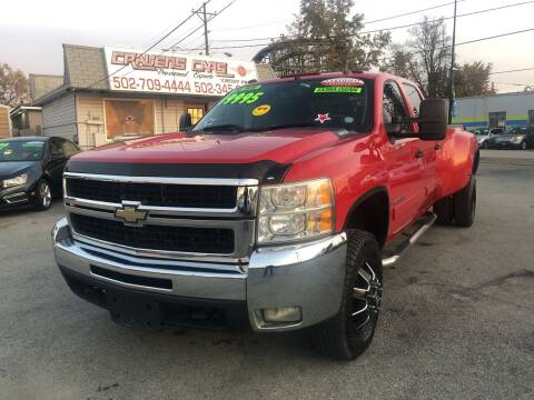 2008 Chevrolet Silverado 3500HD for sale at Craven Cars in Louisville KY