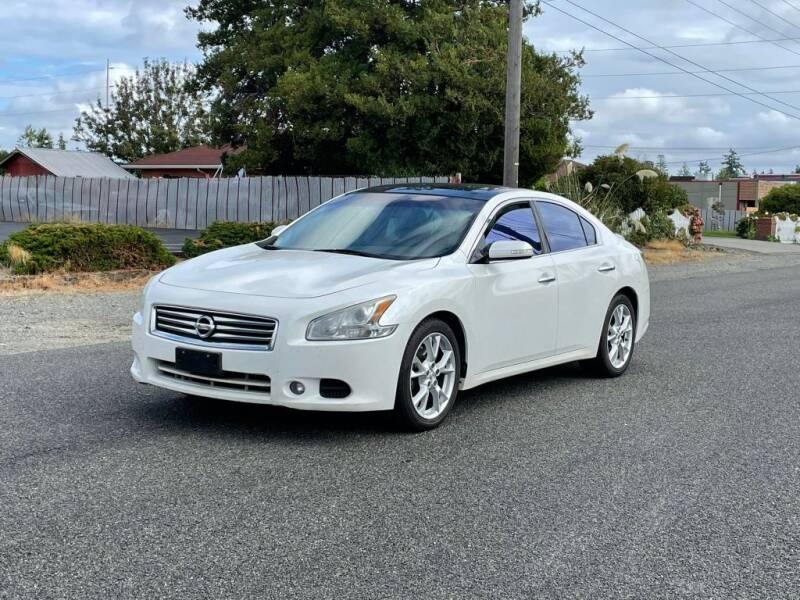 2012 Nissan Maxima for sale at Baboor Auto Sales in Lakewood WA