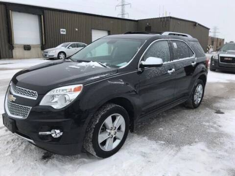2012 Chevrolet Equinox for sale at Used a Bit Auto Sales in Fargo ND