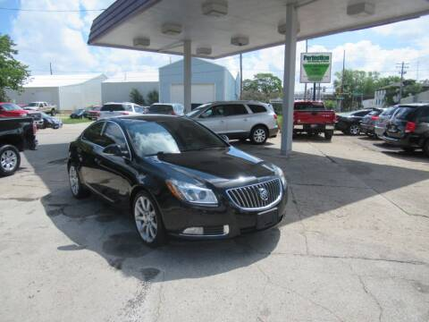 2012 Buick Regal for sale at Perfection Auto Detailing & Wheels in Bloomington IL