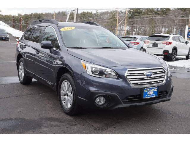 2017 Subaru Outback for sale at VILLAGE MOTORS in South Berwick ME
