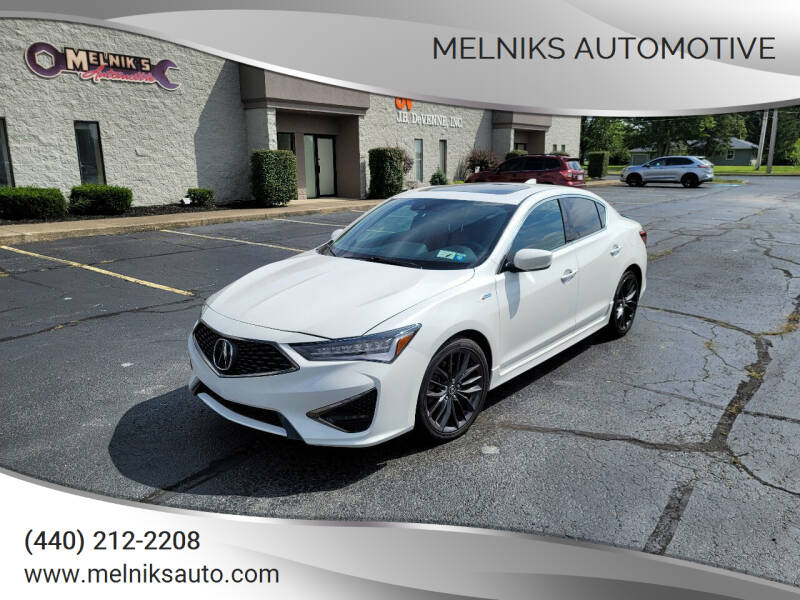 2020 Acura ILX for sale in Berea, OH