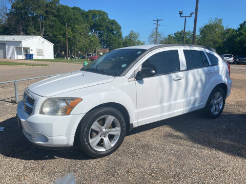 2012 Dodge Caliber for sale at M & M Motors in Angleton TX
