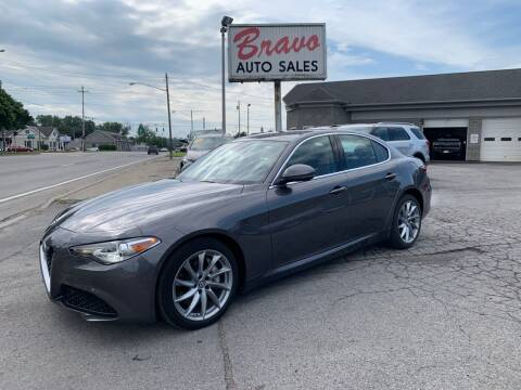 2018 Alfa Romeo Giulia for sale at Bravo Auto Sales in Whitesboro NY