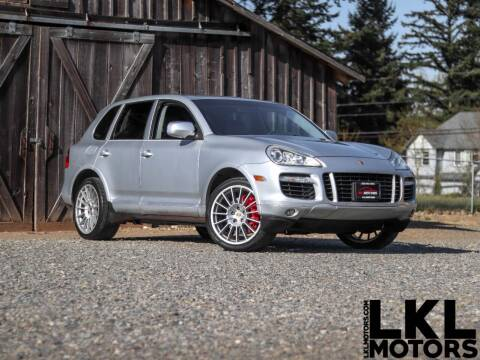 2008 Porsche Cayenne for sale at LKL Motors in Puyallup WA