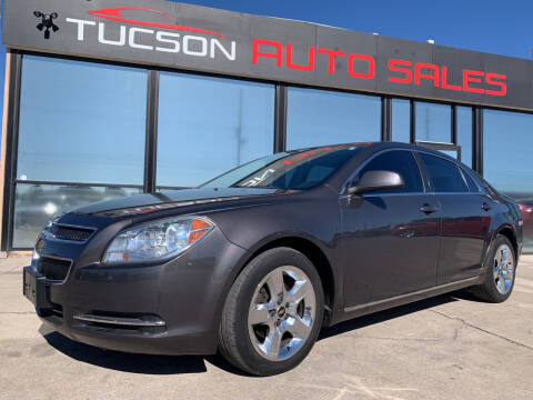 2010 Chevrolet Malibu for sale at Tucson Auto Sales in Tucson AZ