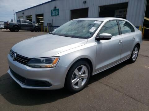 2014 Volkswagen Jetta for sale at Cj king of car loans/JJ's Best Auto Sales in Troy MI