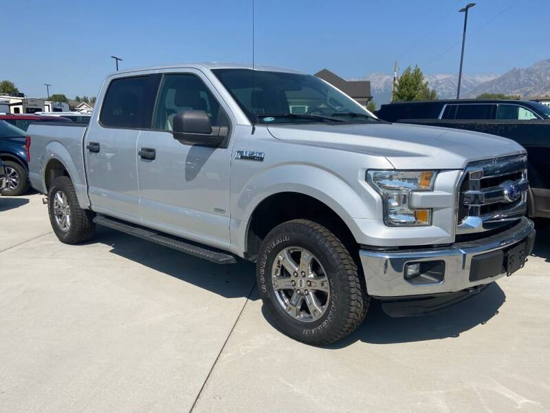 2016 Ford F-150 for sale at Shamrock Group LLC #1 in Pleasant Grove UT