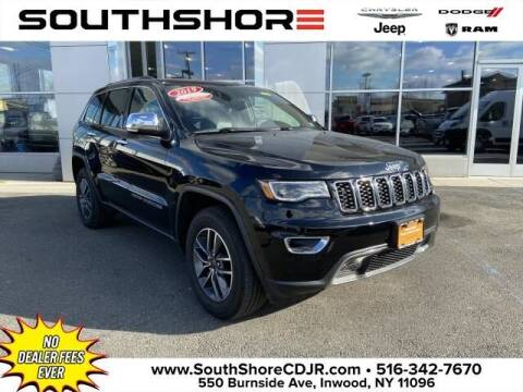 2019 Jeep Grand Cherokee for sale at South Shore Chrysler Dodge Jeep Ram in Inwood NY