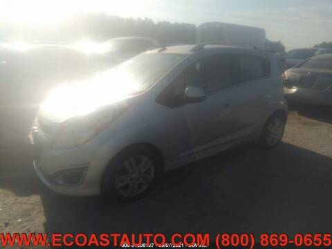 2014 Chevrolet Spark for sale at East Coast Auto Source Inc. in Bedford VA