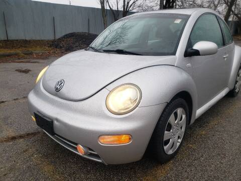 2001 Volkswagen New Beetle for sale at Flex Auto Sales in Cleveland OH