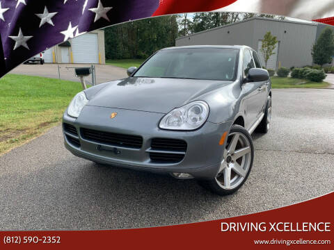 2006 Porsche Cayenne for sale at Driving Xcellence in Jeffersonville IN
