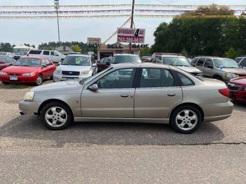 2003 Saturn L-Series for sale at Affordable 4 All Auto Sales in Elk River MN