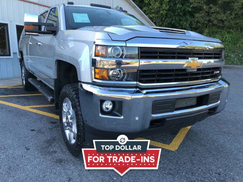 2017 Chevrolet Silverado 2500HD for sale at EZ Auto Group LLC in Lewistown PA