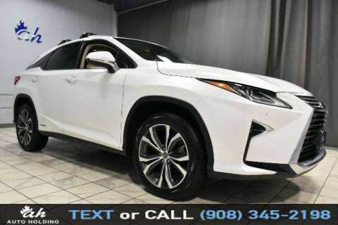 2018 Lexus RX 450h for sale at AUTO HOLDING in Hillside NJ