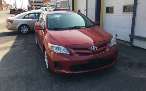 2012 Toyota Corolla for sale at B&T Auto Service in Syracuse NY
