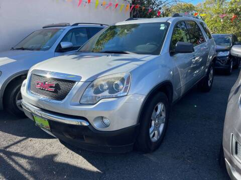 2011 GMC Acadia for sale at BUY RITE AUTO MALL LLC in Garfield NJ