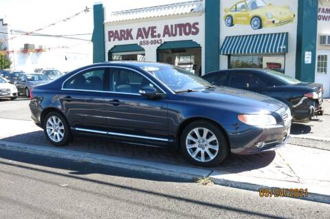 2010 Volvo S80 for sale at PARK AVENUE AUTOS in Collingswood NJ