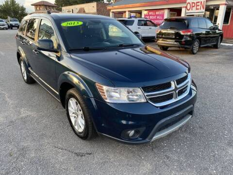 2015 Dodge Journey for sale at Sell Your Car Today in Fayetteville NC