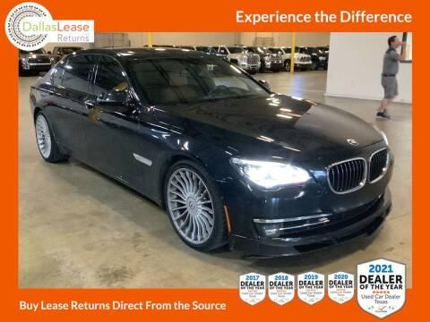 2015 BMW 7 Series for sale at Dallas Auto Finance in Dallas TX