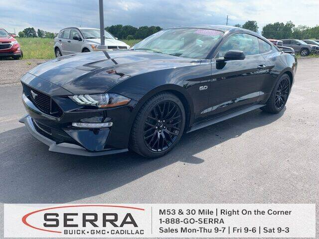 2019 Ford Mustang for sale in Washington, MI