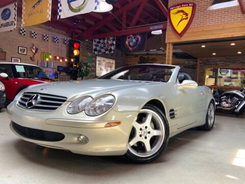 2003 Mercedes-Benz SL-Class for sale at Chicago Cars US in Summit IL