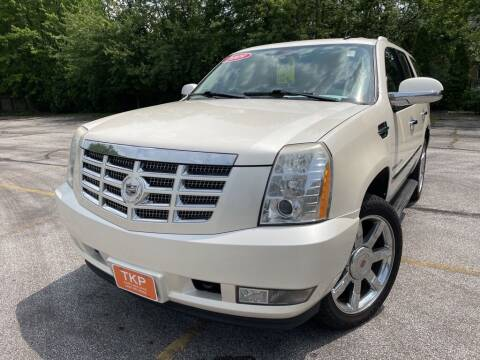 2009 Cadillac Escalade for sale at TKP Auto Sales in Eastlake OH