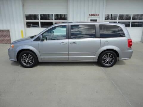 2017 Dodge Grand Caravan for sale at Quality Motors Inc in Vermillion SD