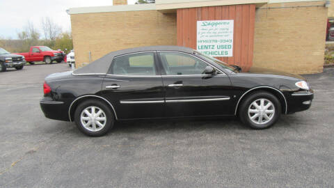 2006 Buick LaCrosse for sale at LENTZ USED VEHICLES INC in Waldo WI
