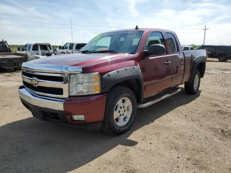 2008 Chevrolet Silverado 1500 for sale at HORSEPOWER AUTO BROKERS in Fort Collins CO