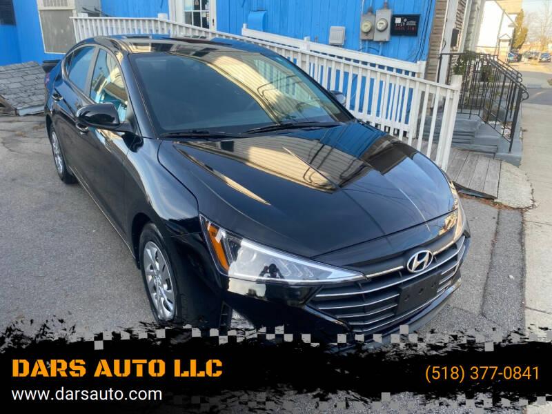 2019 Hyundai Elantra for sale at DARS AUTO LLC in Schenectady NY