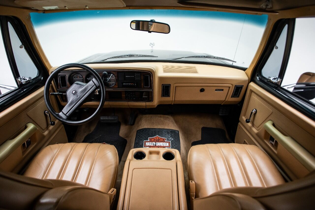 1989 Dodge Ramcharger 44