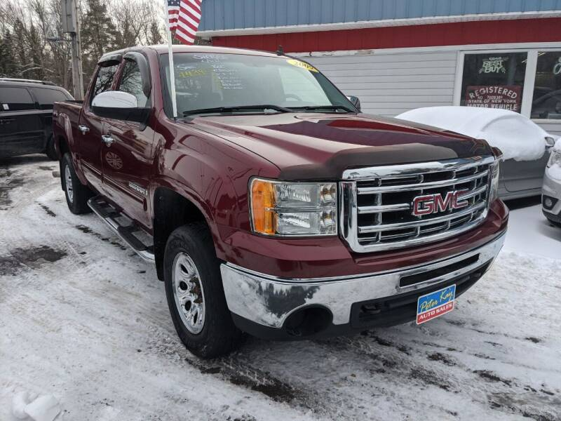 2009 GMC Sierra 1500 for sale at Peter Kay Auto Sales in Alden NY