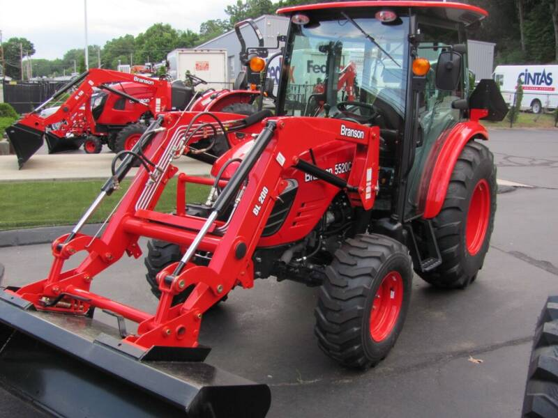 2021 Branson 5520CH for sale at Kens Auto Sales in Holyoke MA