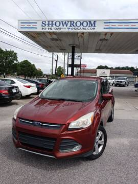 2014 Ford Escape for sale at Showroom Auto Sales of Charleston in Charleston SC