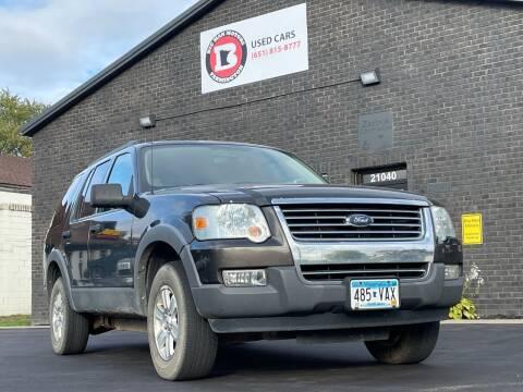2006 Ford Explorer for sale at Big Man Motors in Farmington MN