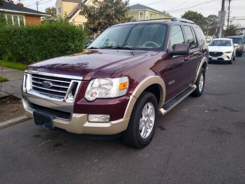 2006 Ford Explorer for sale at Blackbull Auto Sales in Ozone Park NY