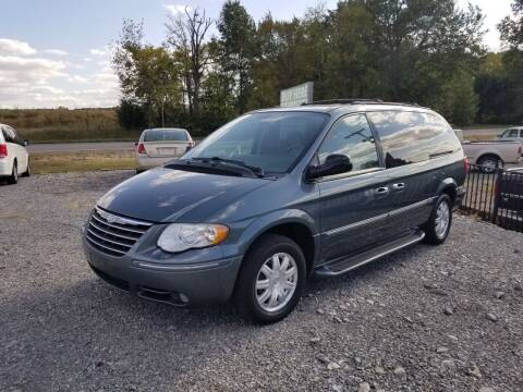 2005 Chrysler Town and Country for sale at Ridgeway's Auto Sales - Buy Here Pay Here in West Frankfort IL