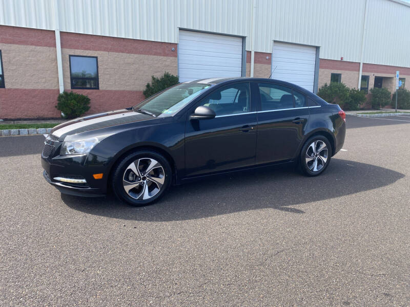 2012 Chevrolet Cruze for sale at CarNu  Sales in Warminster PA
